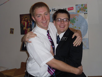 Elder Harper and Elder Seaver