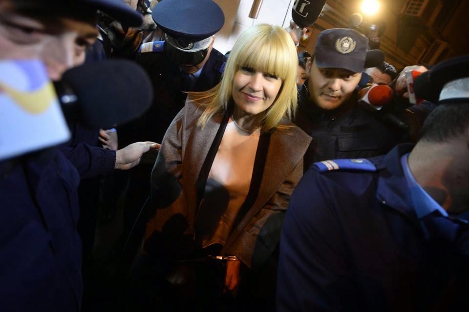 Elena Udrea, korrupció, Microsoft-ügy, pénzmosás, Románia, udrea arestat, udrea in arest