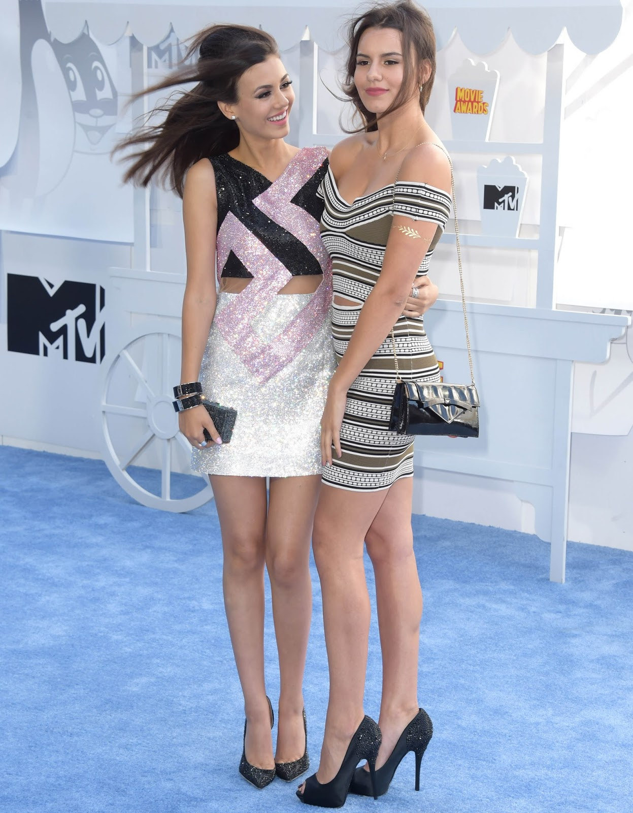 victoria justice madison reed