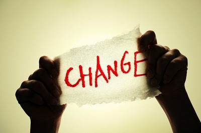 Be the change you want to see in the world. Mahatma Ghandy