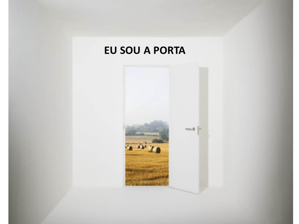 S rie os sete eu sou de jesus eu sou a porta for Jesus a porta