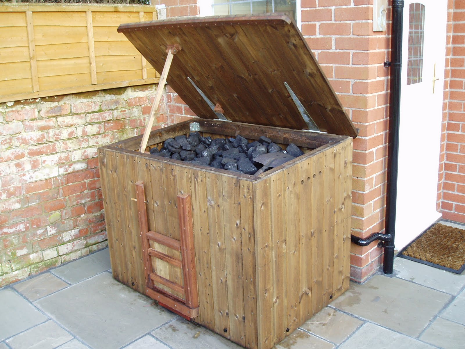 Harthside The Coal Bunker Is Finished And Operational