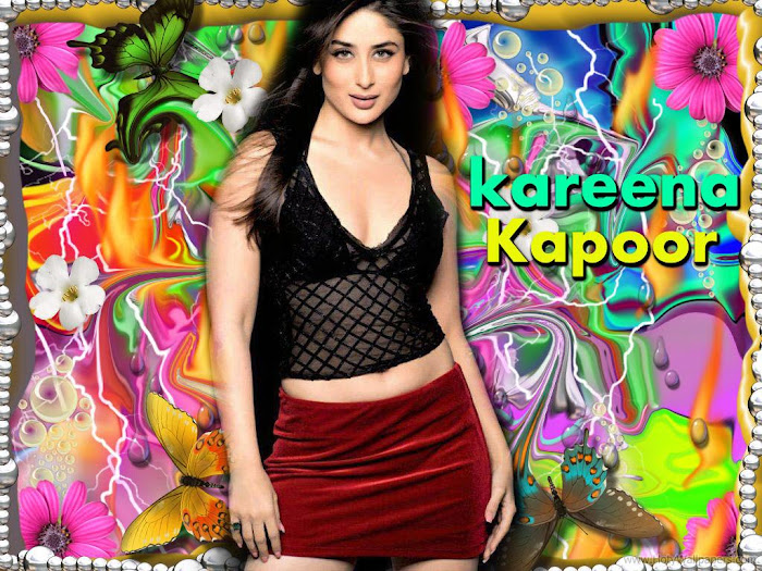 Kareena Kapoor Hot HD Wallpaper- 01