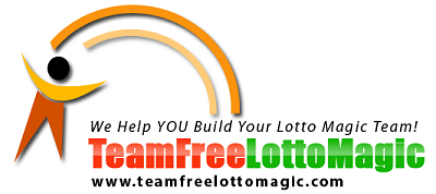 New Lotto Magic logo is back from the designers and the color match is now right on!