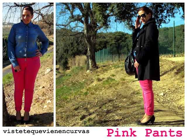 """Pink Pants... """"my perfect cake-prenda"""""""