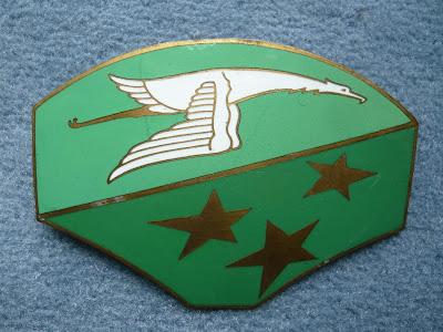 Hispano Suiza Radiator Emblem