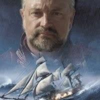 El capitán del barco