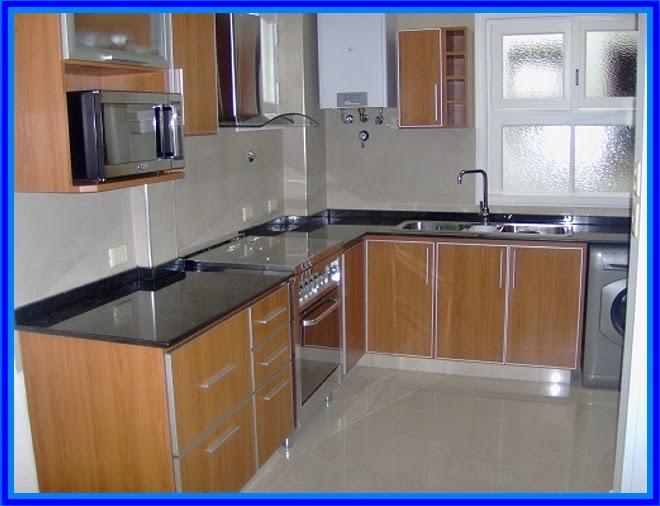 Modelos de muebles de cocina en melamine imagui for Modelos de muebles de cocina