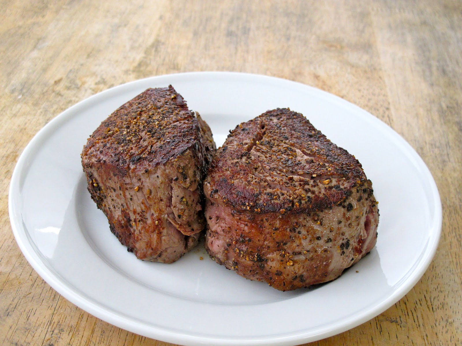 ... Steffens Hobick: Filet Mignon | Filet of Beef | Seared Filets at Home