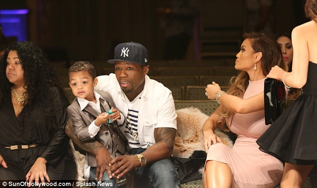 who is 50 cents dating now