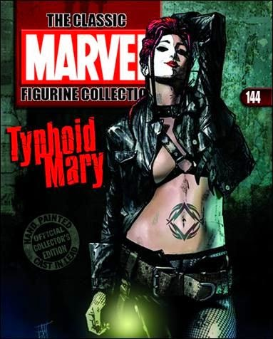 Mary la tifoidea marvel
