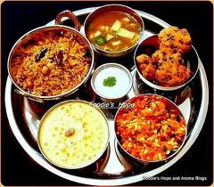 Ugadi special food in Bangalore