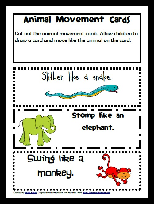 Ready-Set-Read: Free Printables: Zoo Activities and Books