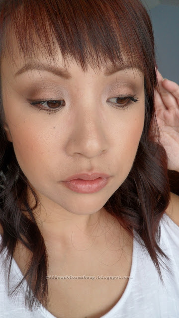 Will Work for Makeup: Some Old, Some New.