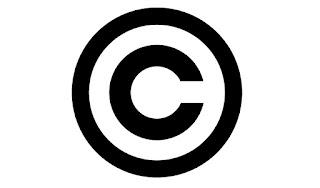 Simbol Hak Cipta Copyright