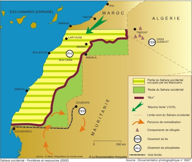 Marruecosleaks : Contenido de la propuesta de autonomía marroquí