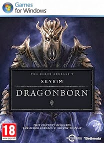 The Elder Scrolls V Skyrim - Dragonborn DLC-RELOADED