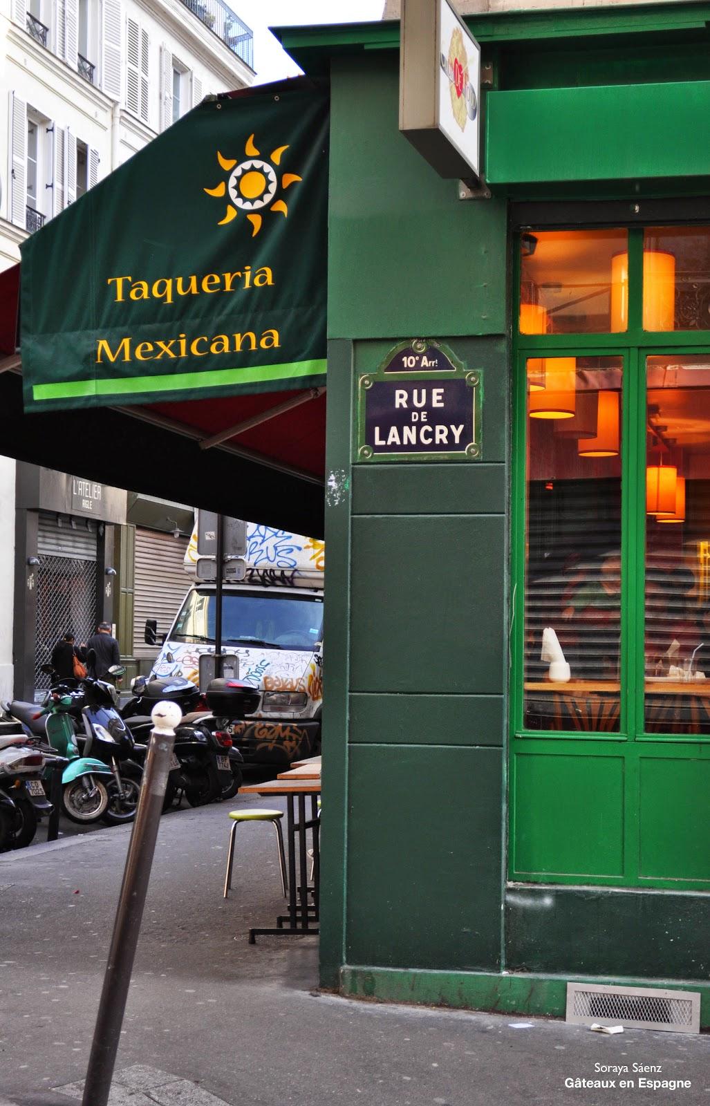 restaurant mexicain a paris