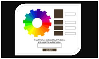 kode warna,html color code,cara pasang kode warna di blog