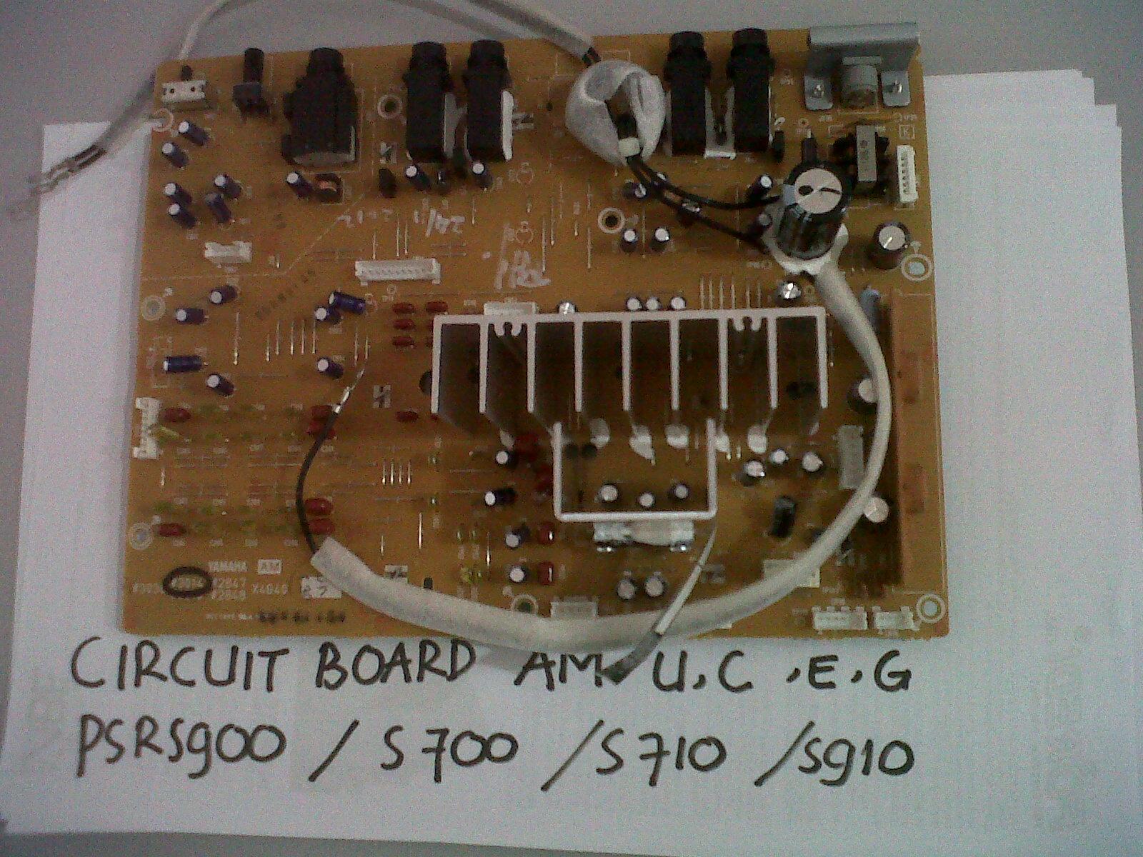 Spare part alat music spare part keyboard yamaha board for Yamaha keyboard parts