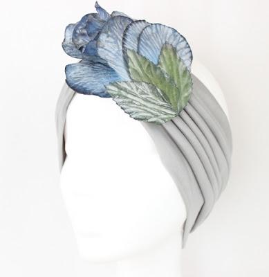 2016 - Colección Turbantes - Estilo Flor Jardin 02