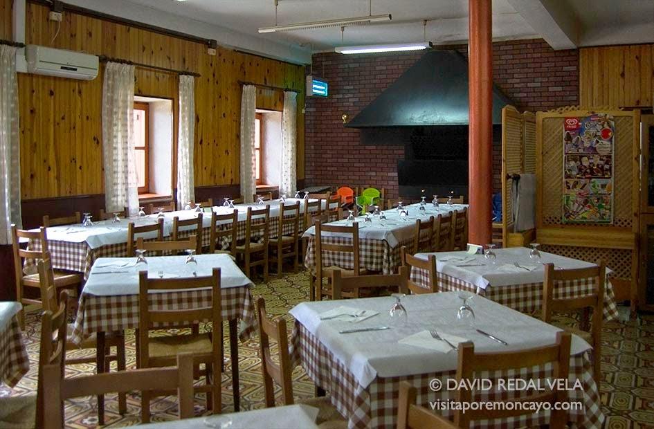Restaurante Albergue Santuario del Moncayo Zaragoza Aragon