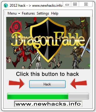 dragonfable hack 2012