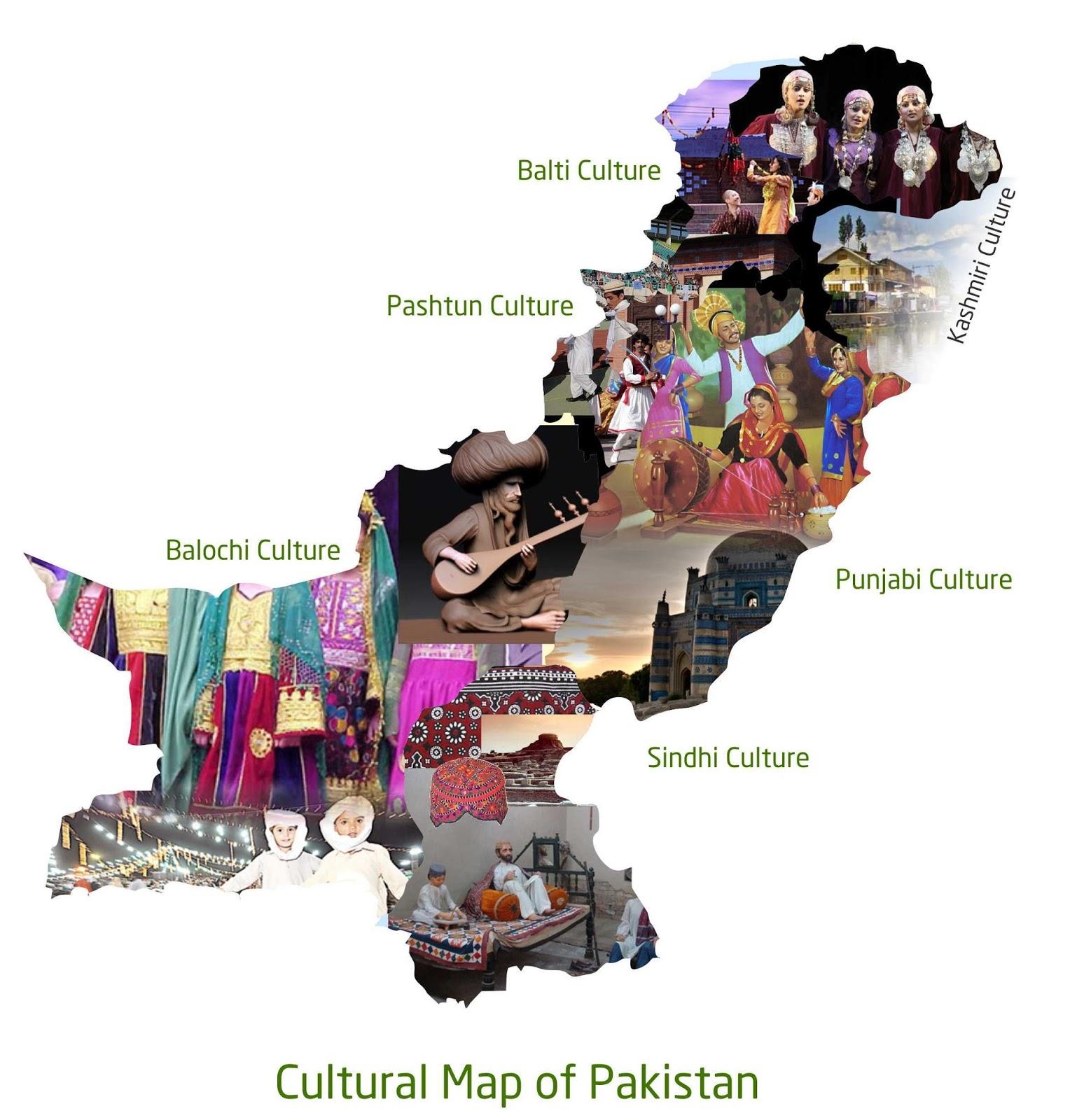 Pakistan Journey, Culture, Values: Culture