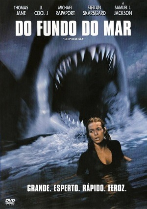 Do Fundo do Mar Blu-Ray Filmes Torrent Download capa