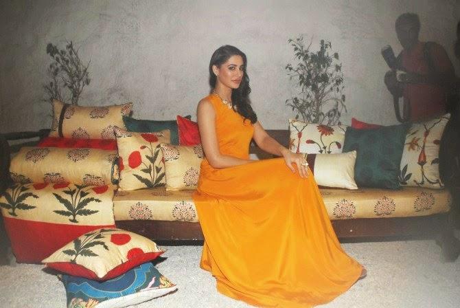 Nargis Fakhri At Mission Home Fashion Launch