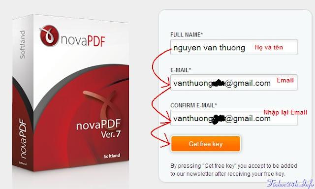 novaPDF Lite v7.6