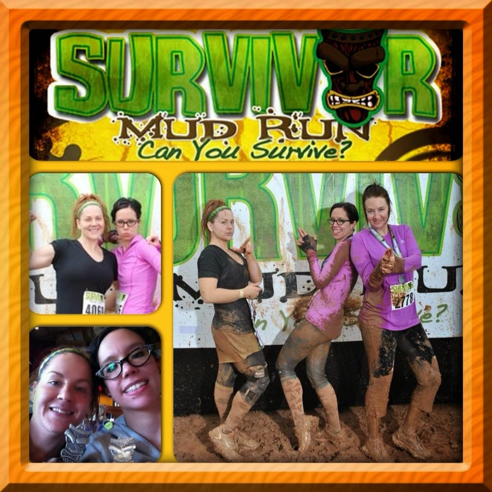 3.19.13: Survivor Mud Run, 1:02:12