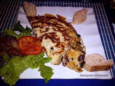 Le Rendez-Vous: Omelete parisiense