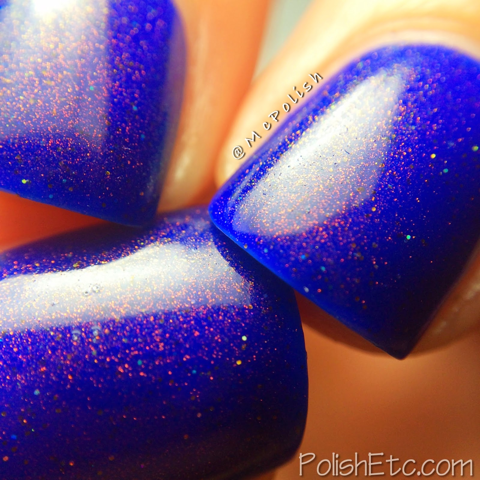 Cirque Colors - Kontiki Collection - McPolish - MIDSUMMER NIGHT'