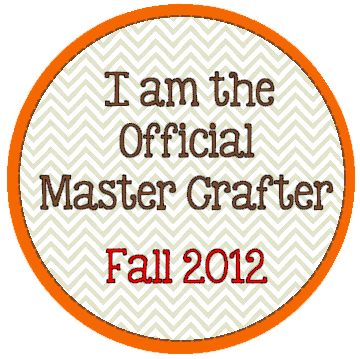 Master Crafter 2012 Winner