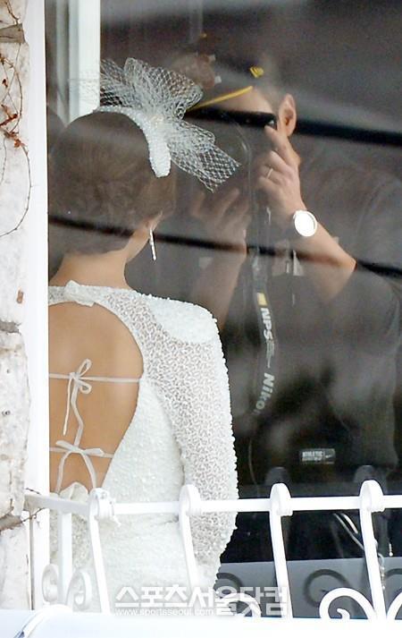 Sun Ye Wedding 07
