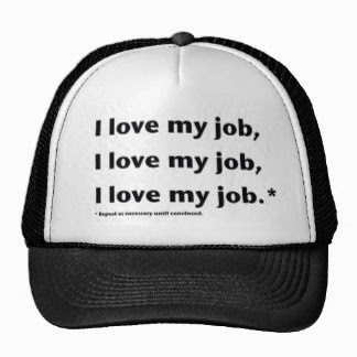 Awesome Funny Quotes I Love My Job - Slim Image