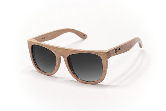 Wooden Sunglasses, Holzsonnenbrille