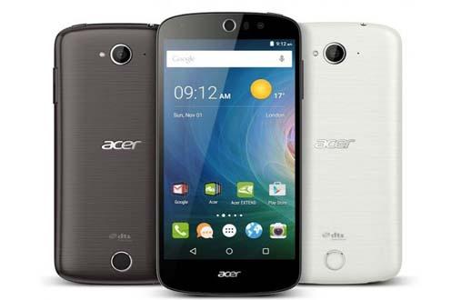 Spesifikasi dan Harga Acer Liquid Z320, Smartphone Android Lollipop Satu Jutaan