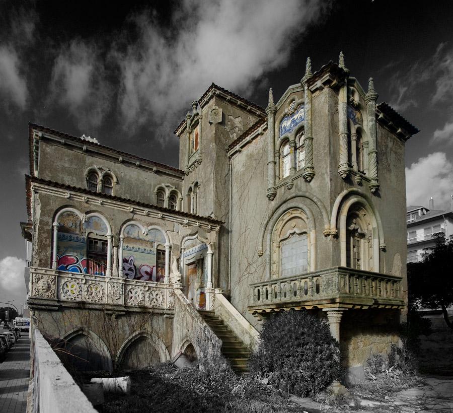 b8f4f09de5c ruin arte  A Casa do Relógio - Foz do Douro - Porto
