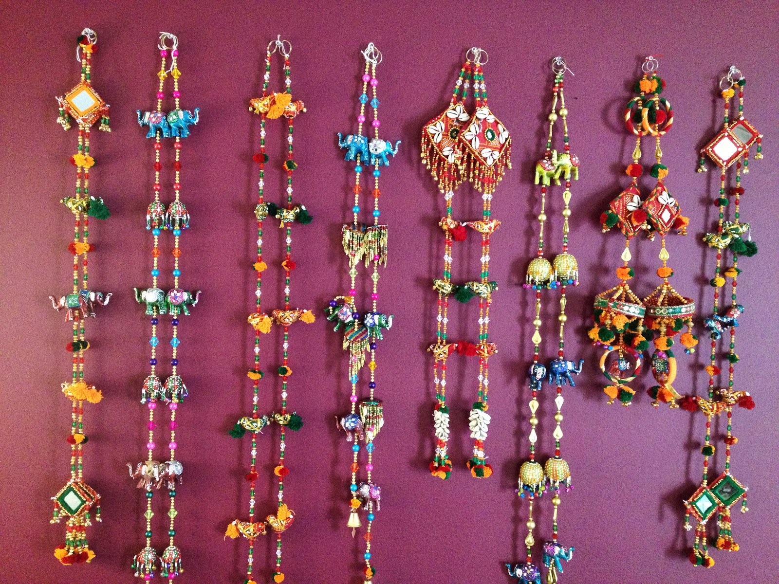Rajasthani Wall Hangings!!!