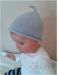 Baby Knitted Hat Patterns On Circular Needles : BABY HAT KNITTING PATTERN DOUBLE-POINTED NEEDLES   KNITTING PATTERN