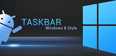 Taskbar – Windows 8 Style (Premium) v1.41 (1.41) APK Gratis