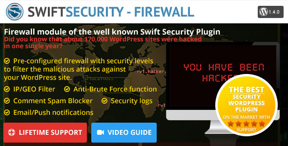 Swift Security – Firewall v1.4.0.4