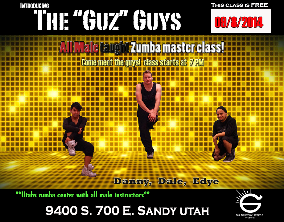 Zumba in Utah: Zumba Classes in Sandy Ut With Dale