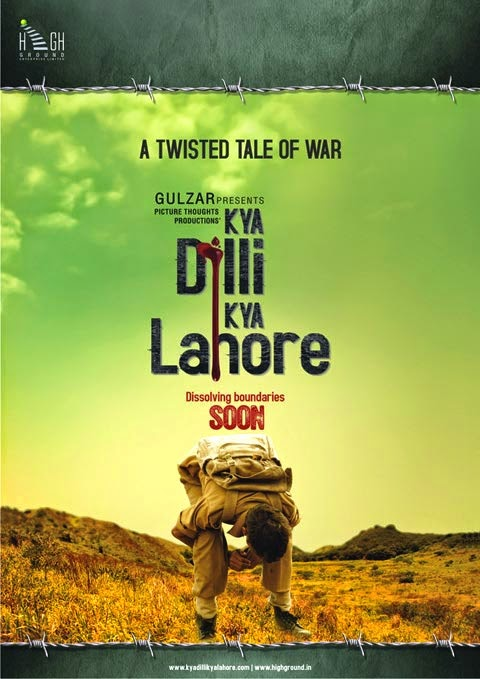 Watch Kya Dilli Kya Lahore (2014) Non Retail DVDRip Hindi Movie Watch Online Free Download