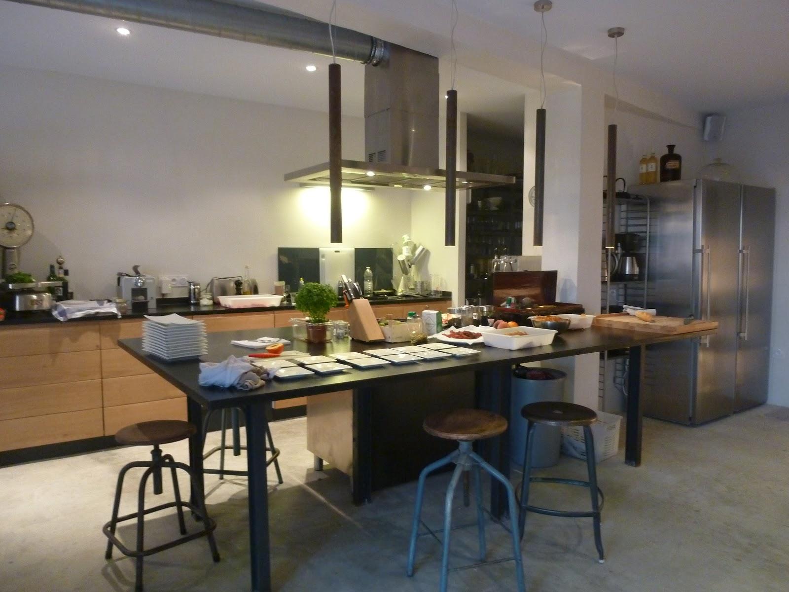 Table d'hôtes du 25 août et 1er cours de cuisine chez Metafort ...