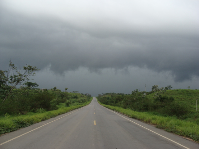 PURUS ON LINE: Foto imagem: tempo de chuva
