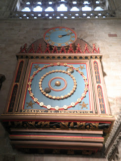 Astronomical clock Exeter