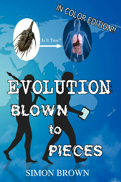 Evolution Blown to Pieces. Read for FREE.